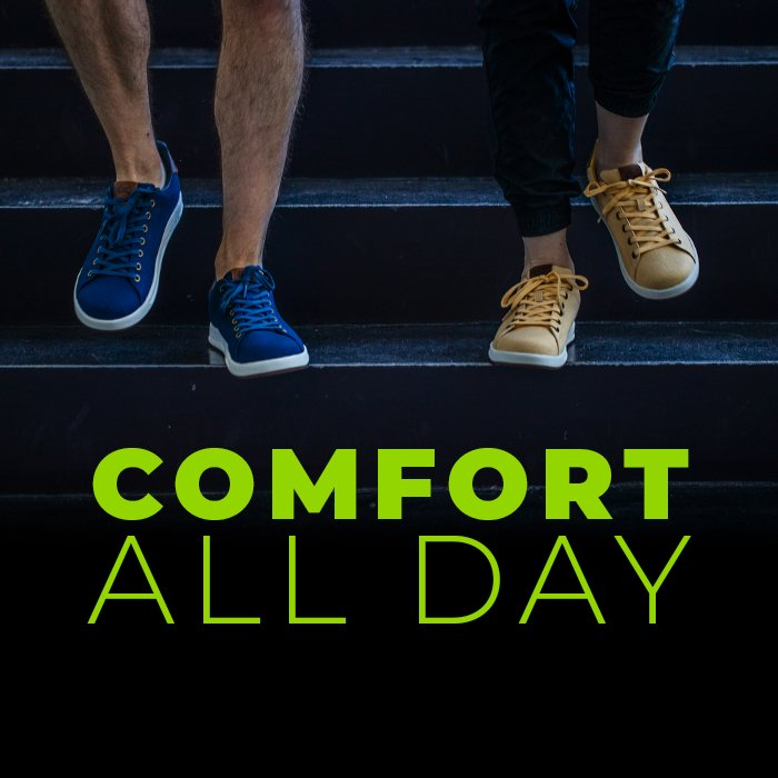 Comfortable All Day