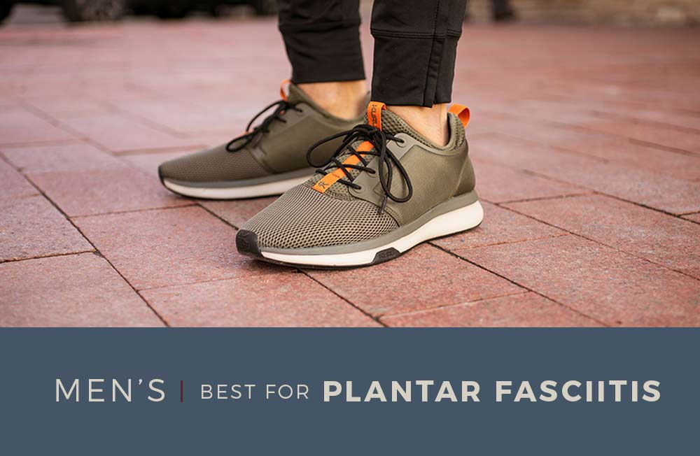 Category Banner - Men's Plantar Fasciitis