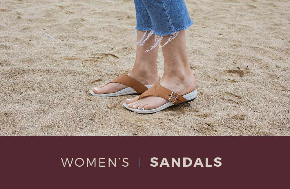 Category Banner - Women's Sandals