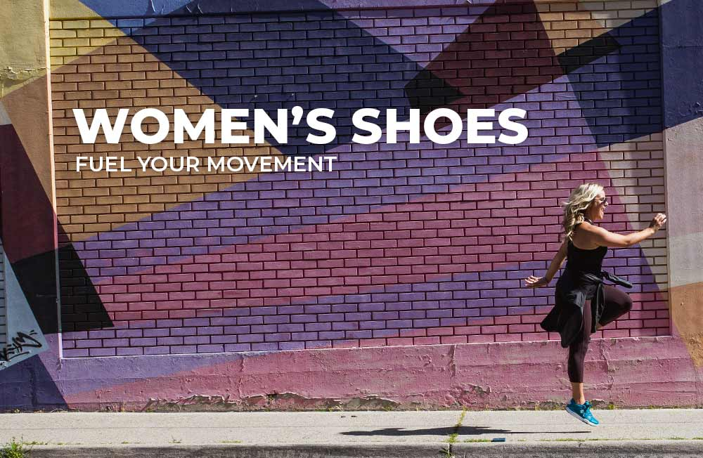 Category Banner - Women's Shoes No Text