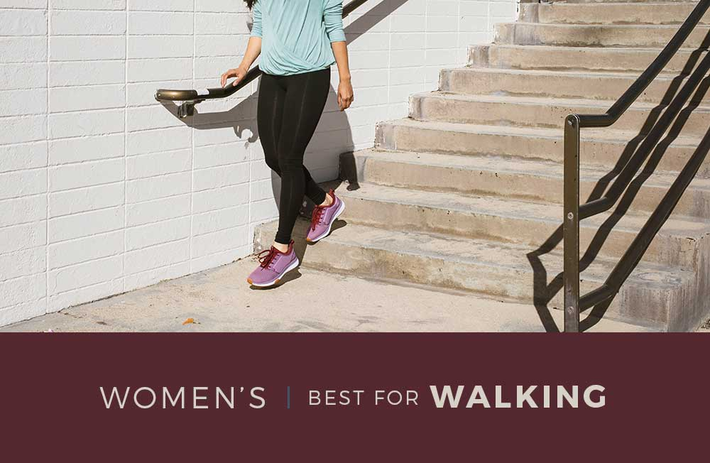 Category Banner - Women's Walking Shoes